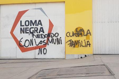amenazas contra Emanuel Redondo