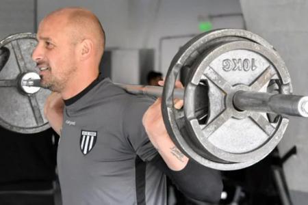 El paranaense Renzo Vera renovará contrato con Gimnasia de Mendoza