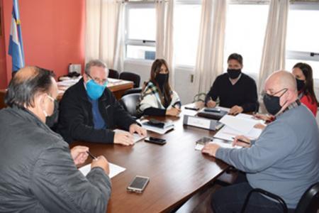 reunión presidentes HCD Concepción del Uruguay