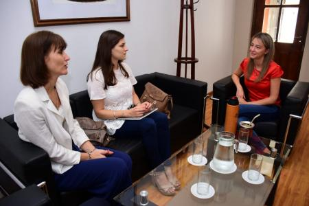 Reunión de viceintendentas
