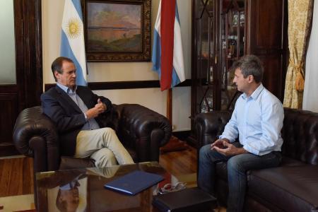 Marcelo Richard reemplazará a Benedetto en el Ministerio de Planeamiento
