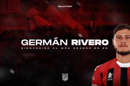 """""""Estoy con la ilusión de ser partícipe de cosas importantes"""", afirmó Germán Rivero"""