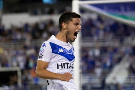 """""""La vuelta al fútbol la veo lejana"""", confesó el entrerriano Lucas Robertone"""