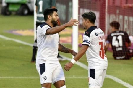 Independiente festeja