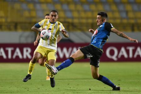 Copa Sudamericana: Rosario Central rescató un empate en su visita a Chile