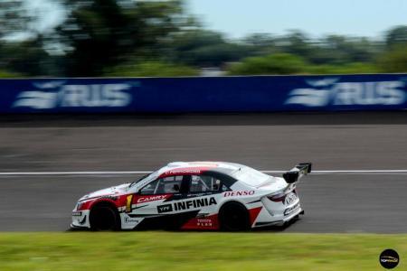 Top Race: Matías Rossi probó en Paraná, antes de la definición del campeonato