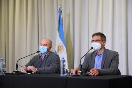 Marcos Bachetti y Diego Garcilazo