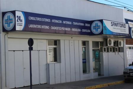 En el sanatorio Padre Luis Jeannot Sueyro de Gualeguaychú está internado un paciente que espera desde diciembre del año pasado, que el PAMI le autorice un estudio médico.