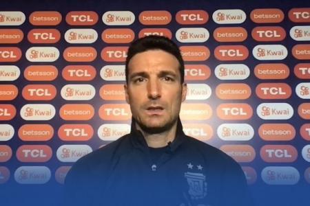 Lionel Scaloni no dio el equipo, pero anticipó que habrá uno o dos cambios ante Uruguay