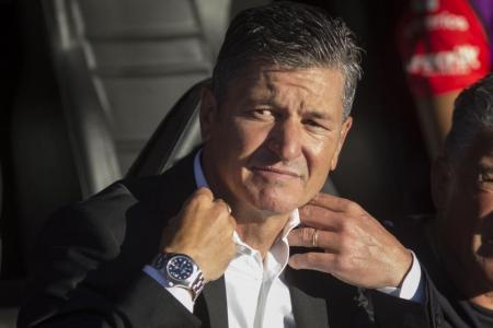 A 10 días de su salida de Patronato, Sciacqua está a un paso de dirigir Godoy Cruz