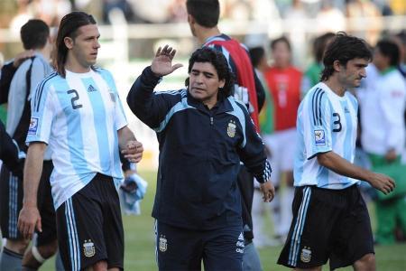 Diego Maradona y la Selección, una historia de amor.