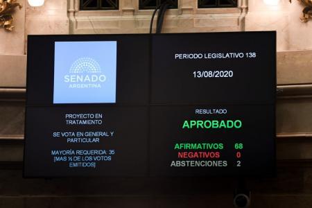 El Senado avaló la designación de Alfonsín como embajador en España