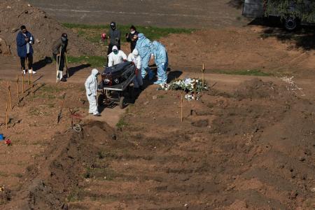 covid sepultura