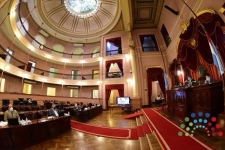 Cámara de Diputados de Entre Ríos sesión virtual