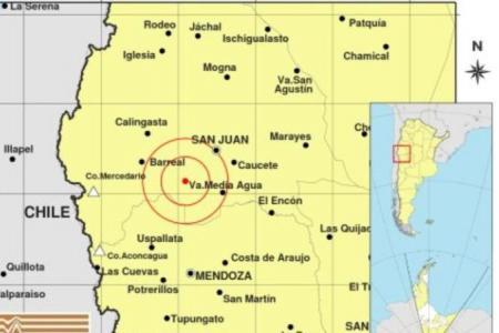 sismo San Juan