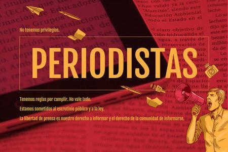 Siguen las solicitadas de periodistas y comunicadores por libertad de expresión