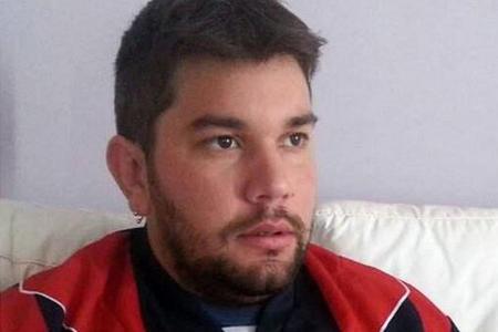El ingreso de Martín Strassera a la UP 9 se concretó el 13 de noviembre pasado.