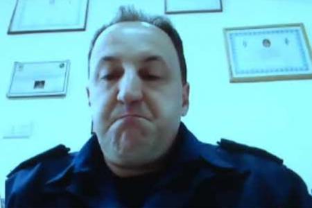 José Luis Riquelme, subjefe de Policía de La Paz