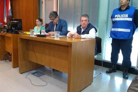 Imagen de archivo de Enrique Isaac Susevich cuando se presentó ante la Justicia.