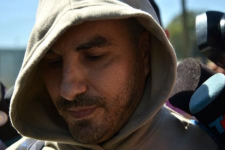 Fabián Tablado salió de la cárcel después de 24 años