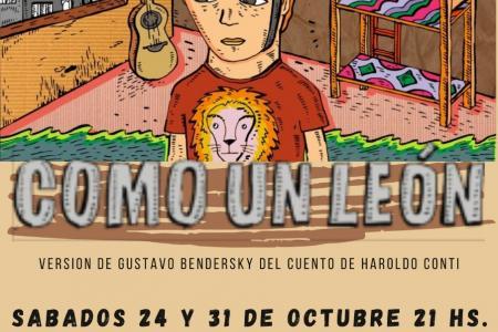 """""""Como un León"""""""