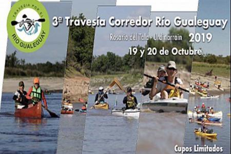 Travesía río Gualeguay
