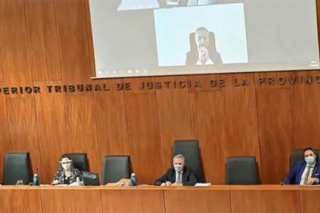 El Tribunal de Juicios y Apelaciones está integrado por Elvio Garzón, José María Chémez y Carolina Castagno.