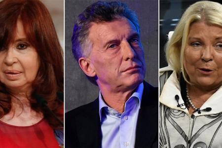 Son tres de los dirigentes políticos que marcaron la historia de los últimos veinte años en el país y actúan como si vivieran desconectados de la realidad.