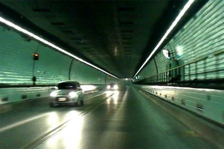 Por obras de reconstrucción de calzadas habrá limitaciones al tránsito desde las 23 de hoy y hasta las 6 de mañana en el Túnel Subfluvial.