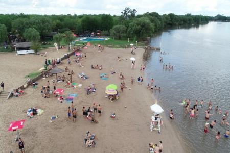 Según la Cámara de Turismo, Entre Ríos tuvo una ocupación promedio del 35%