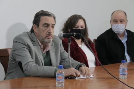 Asumieron las nuevas autoridades del Comité Provincial de la UCR