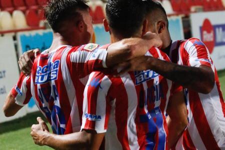 Con el tiro del final, Unión venció a Lanús y llegará entusiasmado a Paraná