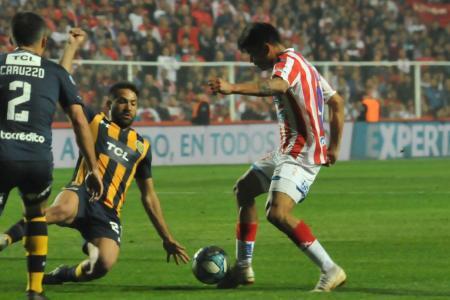 Superliga: Unión y Rosario Central igualaron sin goles en Santa Fe