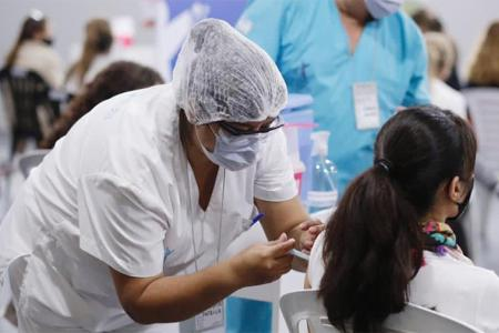 Hasta la mañana de este sábado 19 de junio fueron distribuidas 20.615.390 vacunas, de las cuales 17.837.121 ya fueron aplicadas.
