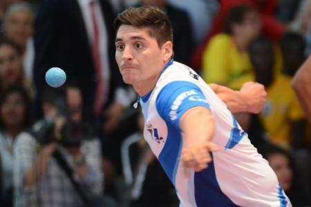Paraná se postulará como sede para el próximo Mundial de Frontball