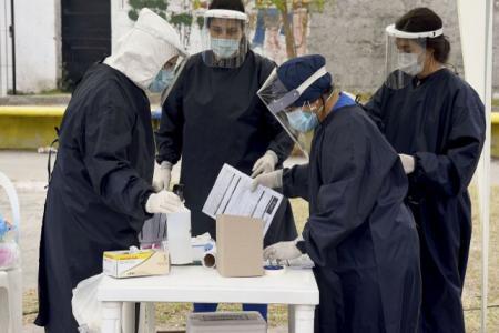 Voluntarios médicos Nación