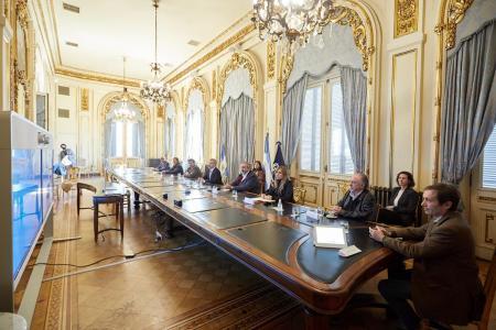 Webinar Consejo Económico y Social
