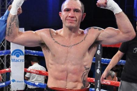 Boxeo: el paranaense Wenceslao Mansilla peleará por el título argentino supermediano