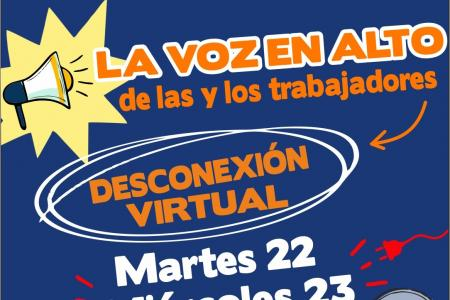 desconexión virtual AGMER