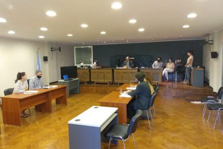 audiencia conciliación causa Etchevehere