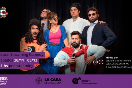 Litoral Streaming Comedy