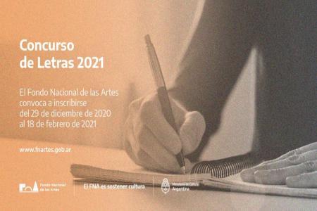 Concurso de Letras del Fondo Nacional de las Artes