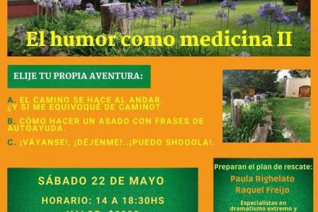 El Humor como Medicina II