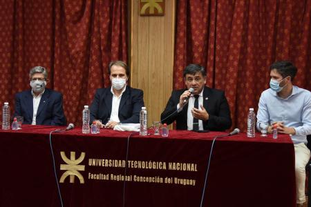 Concepción del Uruguay: implementarán un proyecto para mejorar el rendimiento educativo