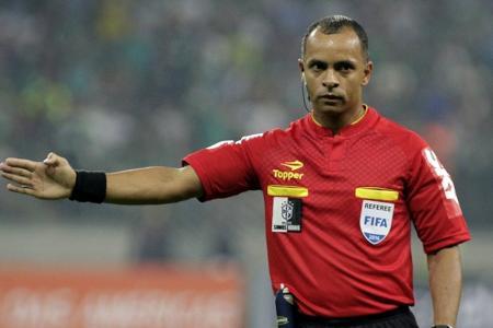 Copa América: Wilton Sampaio será el árbitro del clásico rioplatense en Brasilia