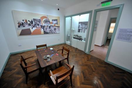 Capacitación sobre Museos y Patrimonio