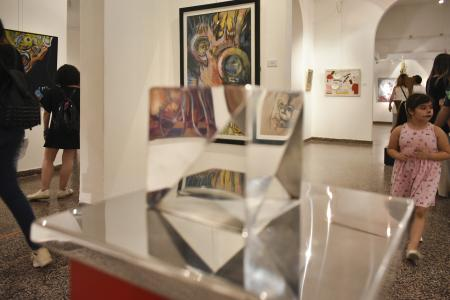 LVII Salón Anual de Artistas Plásticos