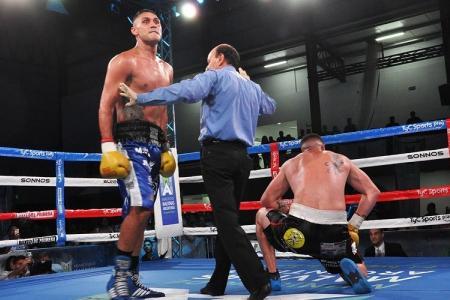Boxeo: el 30 de octubre regresará actividad a la Argentina