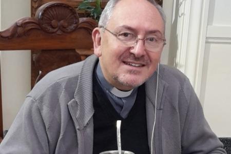 Héctor Luis Zordán, obispo