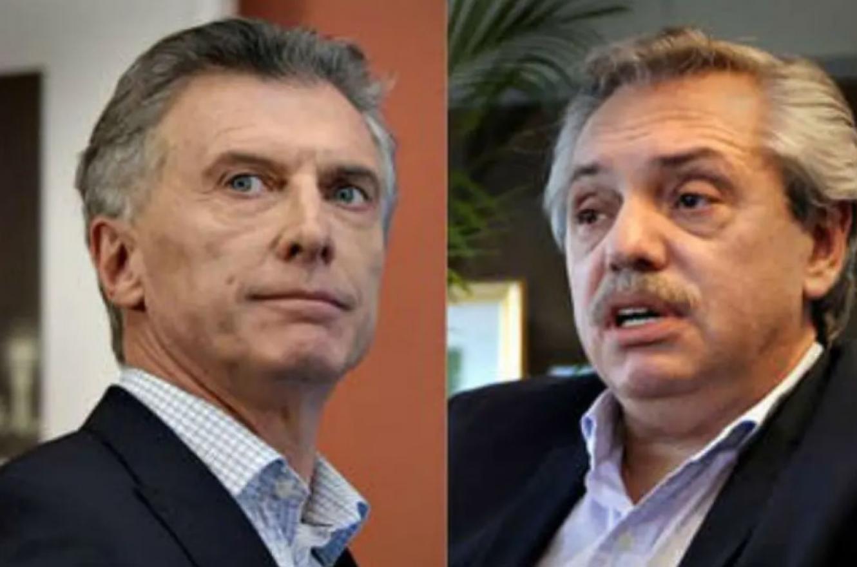 Macri y Fernández presentaron sus patrimonios.